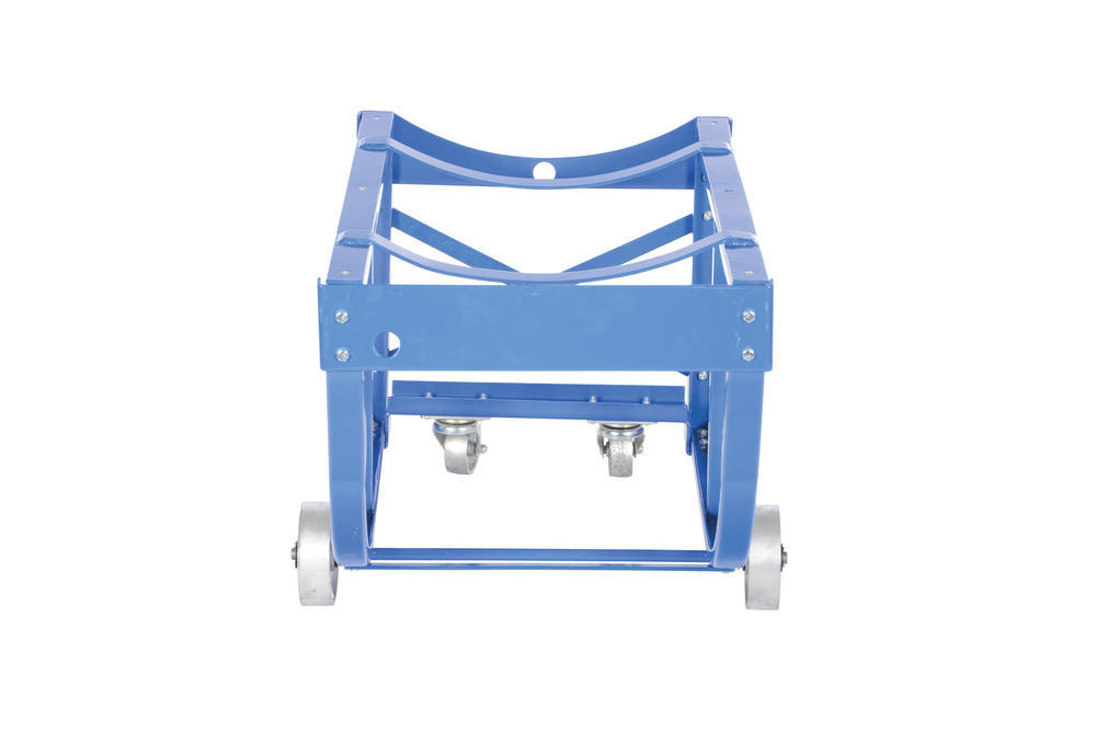 Rotating Drum Cart Steel Wheels 800Lb - 20