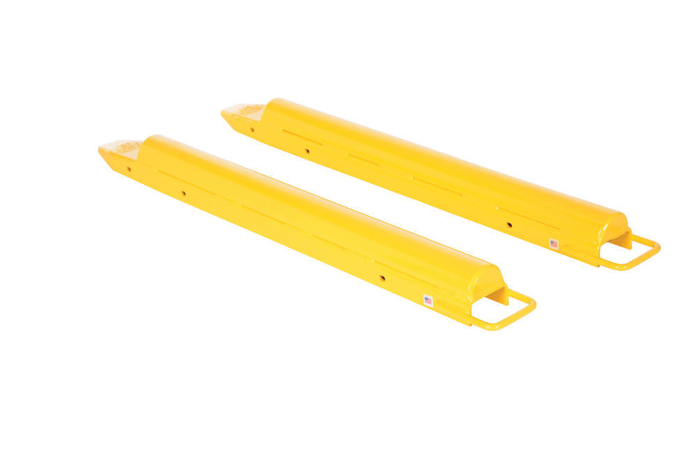 Round Fork Extensions Pair 63L X 5W In