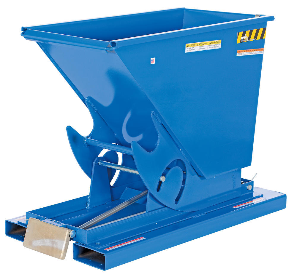 Self-Dump Heavy Duty Hopper .33 Cu Yd 6K - 2