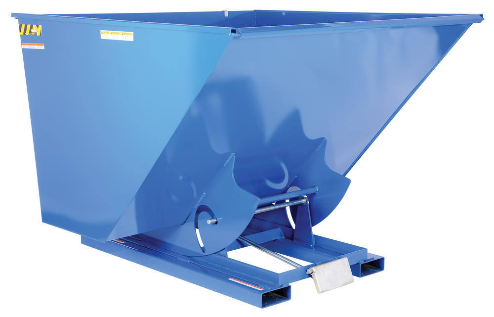 Self-Dump Light Duty Hopper 2.5 Cu Yd 2K - 1