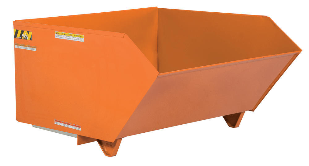 Self Dumping Hopper Hd 1.5 Cu Yard Org - 1