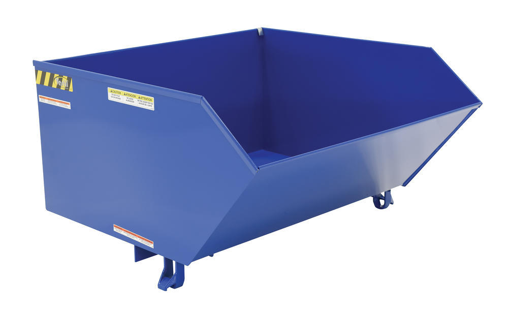 Self Dumping Hopper Hd 1 Cubic Yard