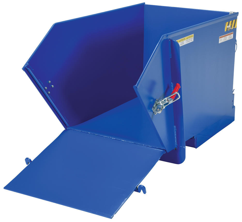 Self-Dumping Hopper Heavy Duty .5 Cu Yd - 2