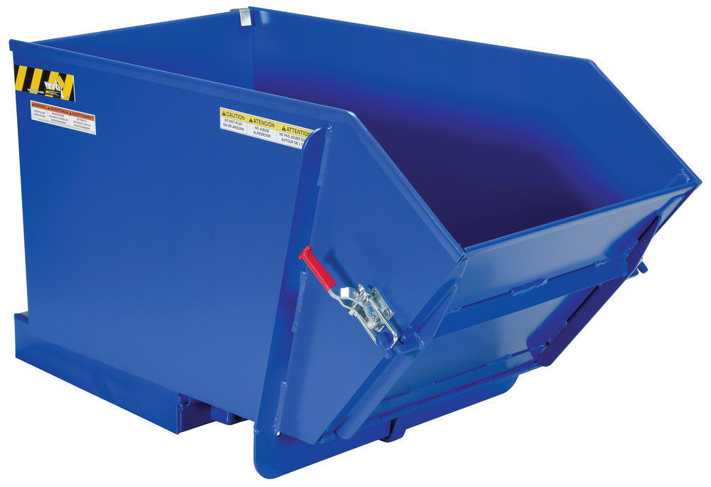 Self-Dumping Hopper Heavy Duty .5 Cu Yd