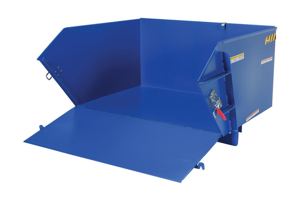 Self-Dumping Hopper Light Duty 1 Cu Yd - 2