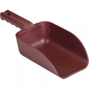 Small Scoop - Metal Detectable - Red