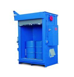 Specialty - 2 Hour Fire Rated - 150 mph Wind Rating - 6 Drum Locker