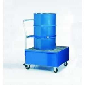 Spill Cart - 1 Drum - 1 Drum without Grating