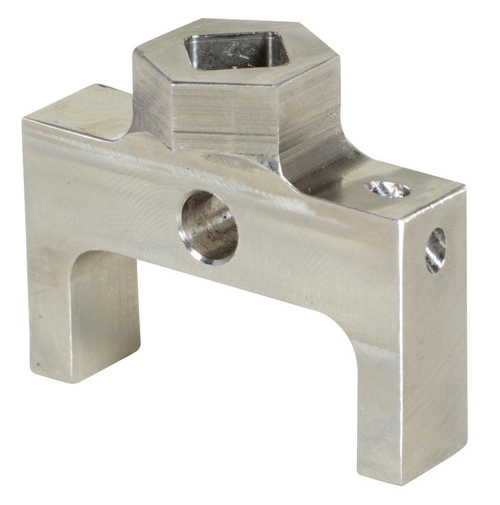 Stainless Steel Pocket Bung Nut Wrench - 1