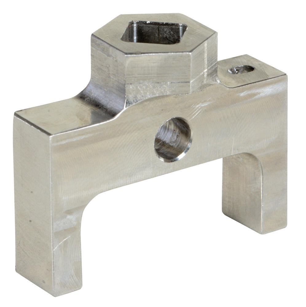 Stainless Steel Pocket Bung Nut Wrench