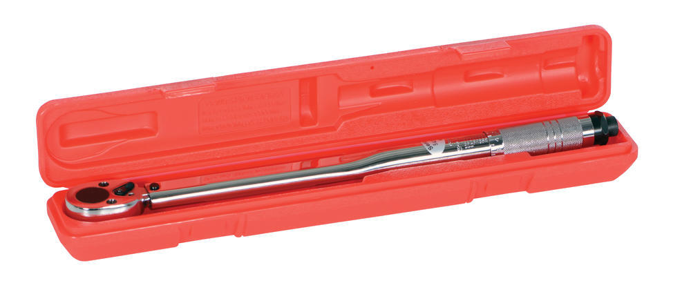 Torque Wrench W/ Rating 10 To 150 Ft-Lbs