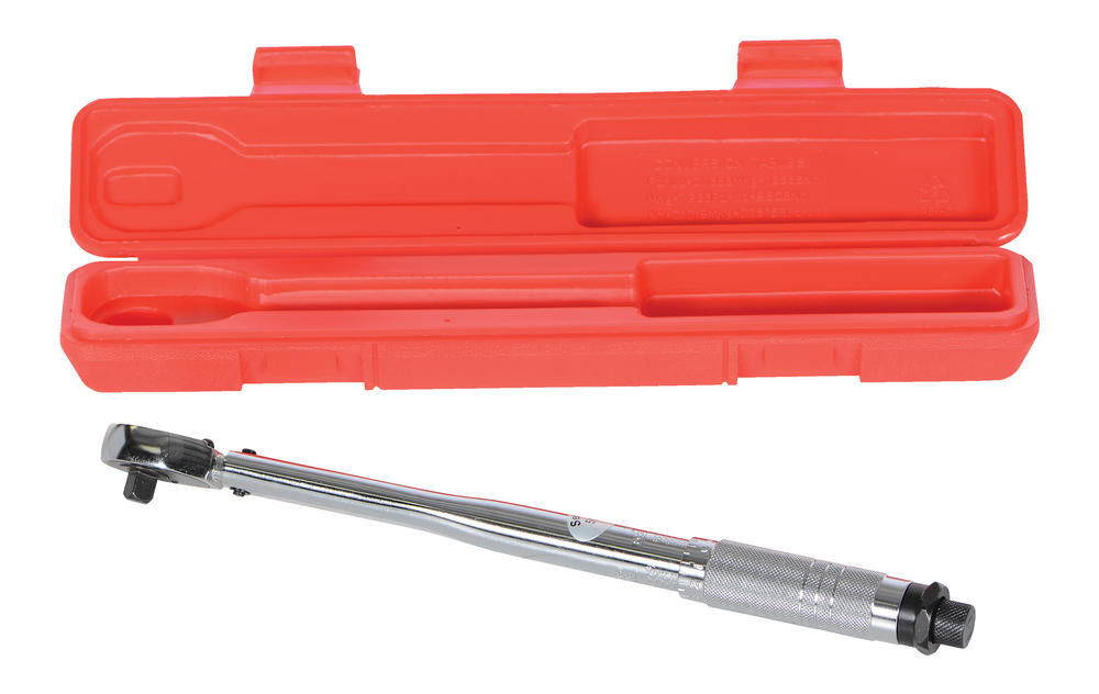 Torque Wrench W/ Rating 10 To 80 Ft-Lbs - 3
