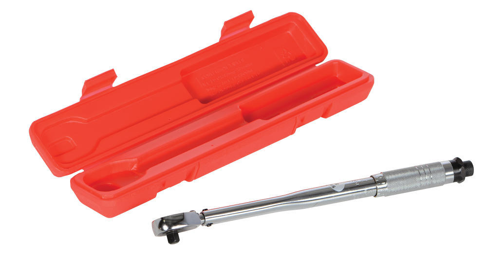 Torque Wrench W/ Rating 10 To 80 Ft-Lbs