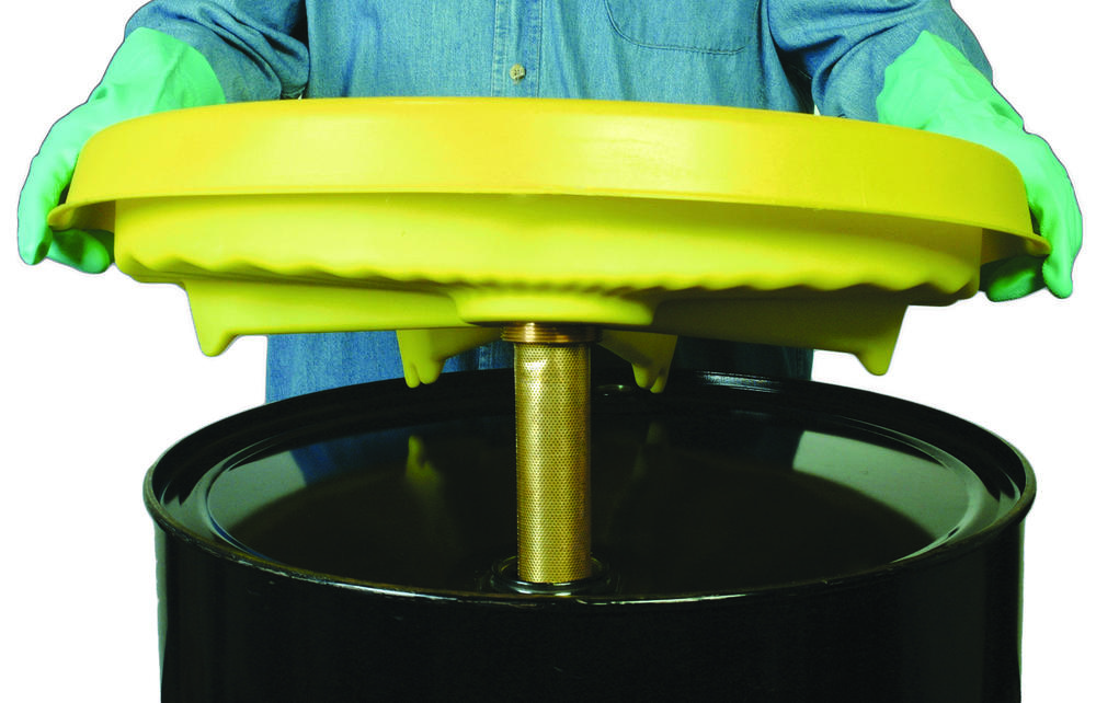 Universal Poly-Drum Safety Funnel - 1