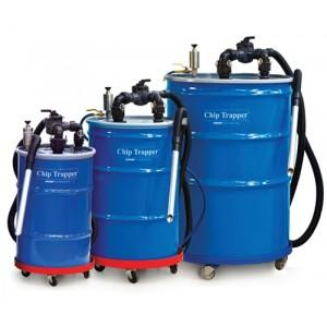 Vacuum - Chip & Chip Trapper Systems - Chip Vac - 5 Gallon