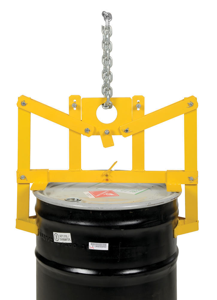 Vertical Drum Lifter W/ 1000 Lb Capacity - 4