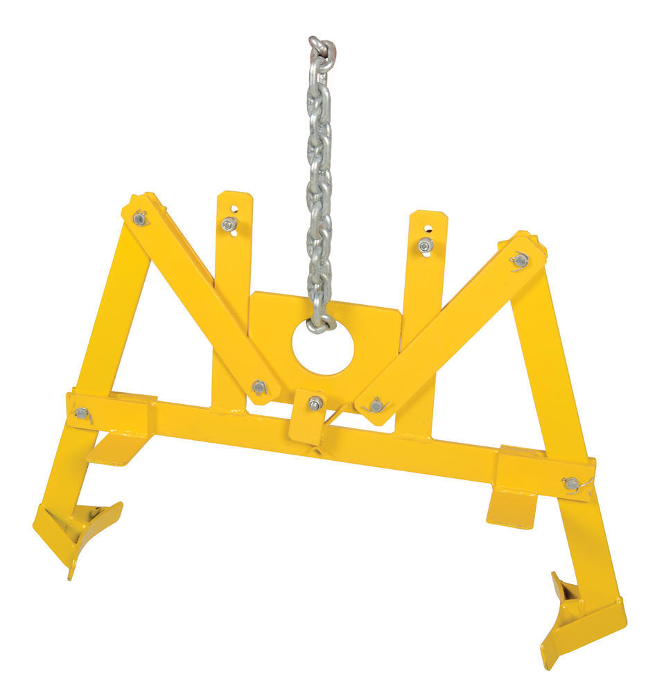 Vertical Drum Lifter W/ 1000 Lb Capacity