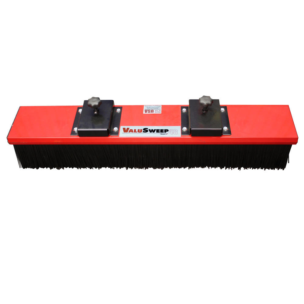 Fork Truck Mounted Sweeper W/48 In Brush - 1