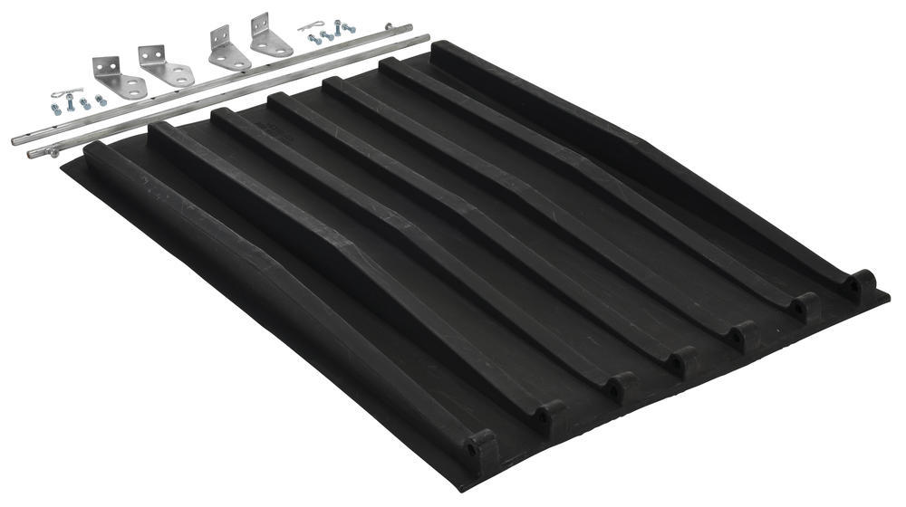 Poly Lid For Size 0.5 Style D Hopper - 1
