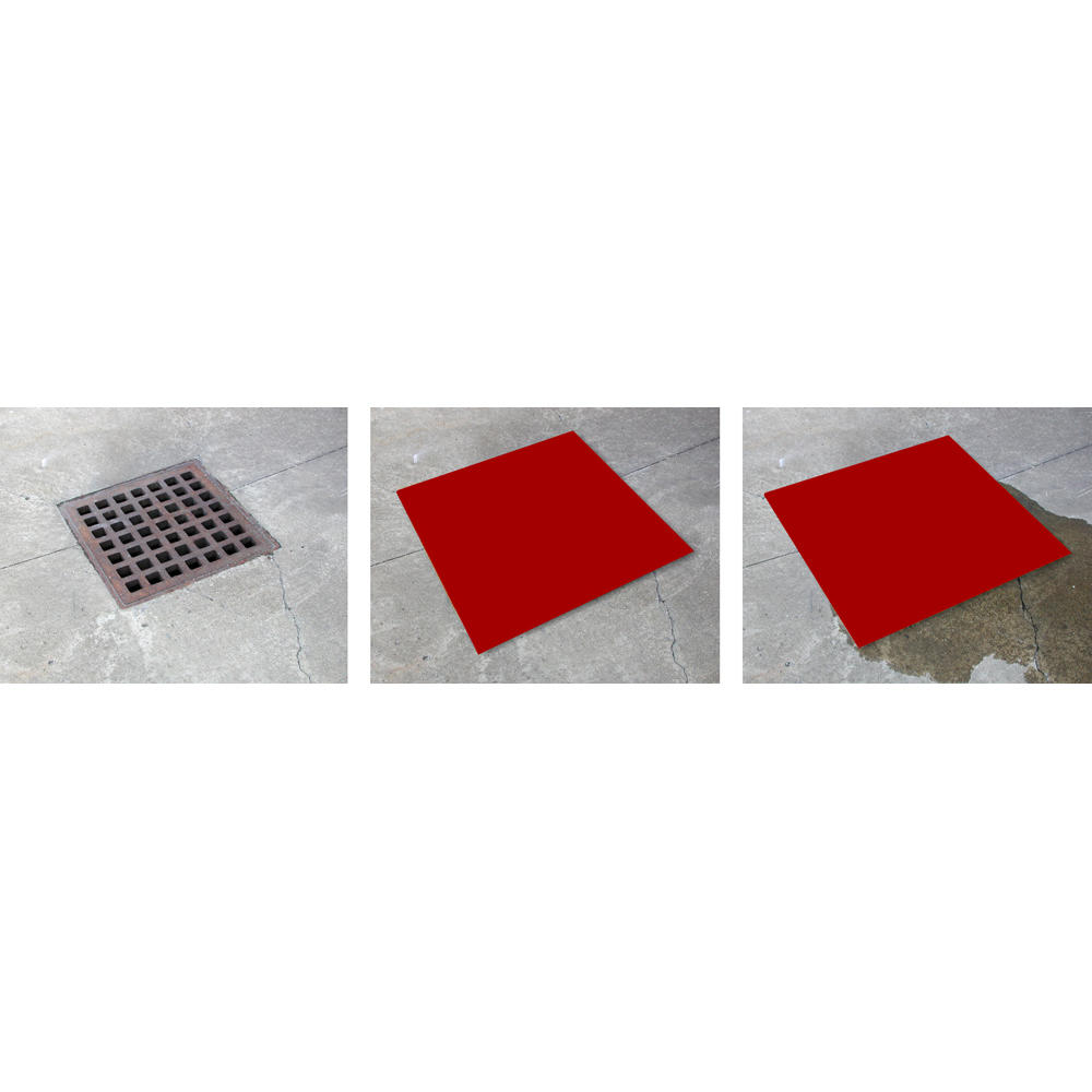 24 in.x 24 in. - Spill Protector Drain Cover - 2