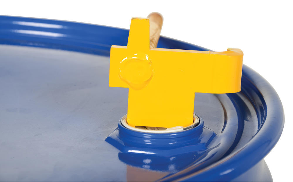Drum Truck Spring Assist Mold On Rubber - 2