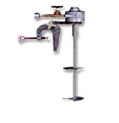 Electric C-Clamp Mounted Mixer
