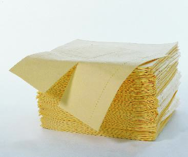 "HazMat Absorbent Pads - Heavy Weight - 15"" x 19"""
