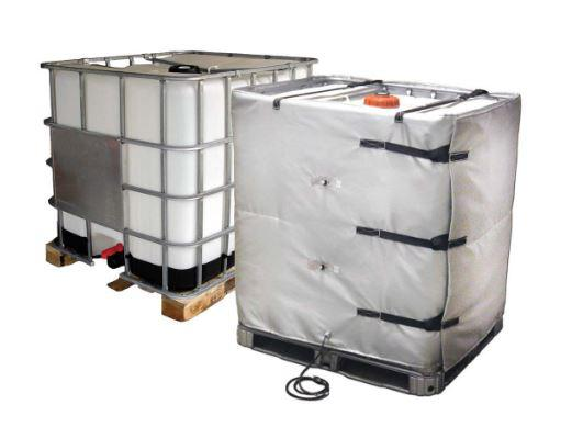 Heater for IBC Tote - Full Cover - 240V - 48 in. high