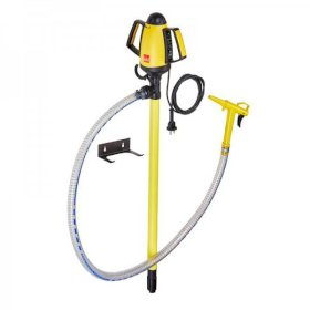 """Lutz Pump - for Acids and Bases - PP-27"""" - For use with Low-Viscosity Acids, Alkalis and Chemicals-w280px"""