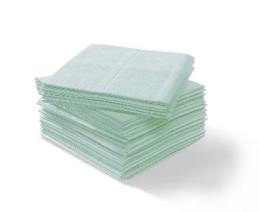 "Oil-Only Absorbent Pads - Heavy Weight - 15"" x 19"""