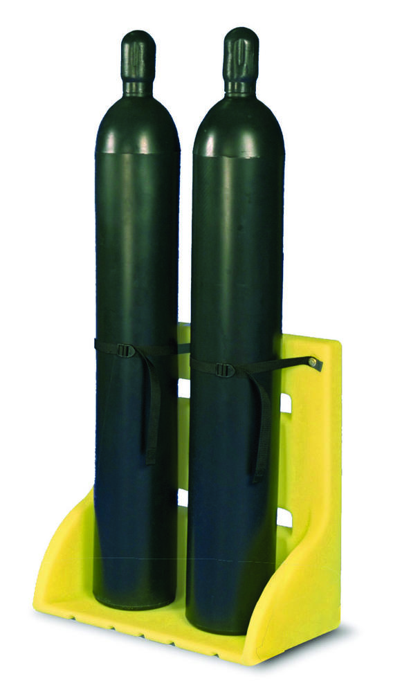 Poly Cylinder Stand/Caddy - 2-Cylinder - 1