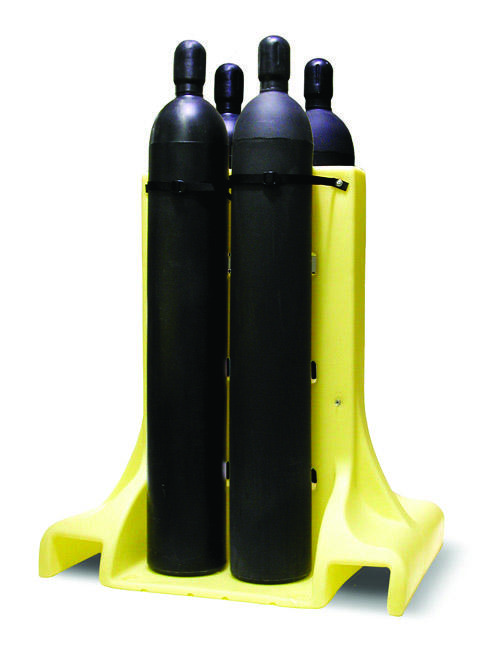 Poly Cylinder Stand/Caddy - 4-Cylinder