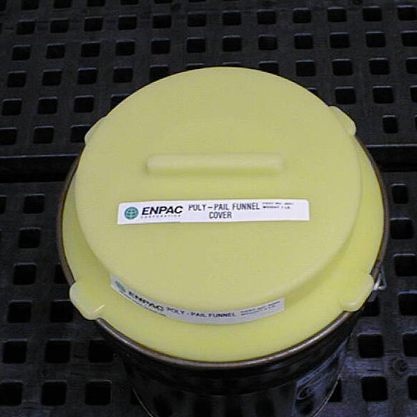 Poly-Pail Funnel Cover - 1