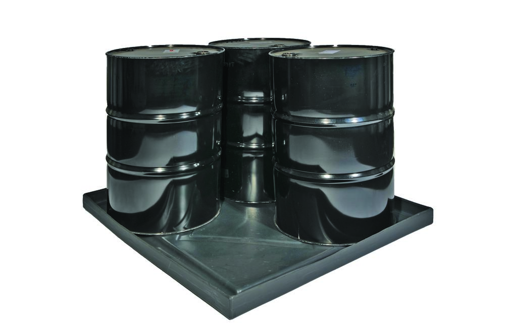 4 Drum Econo Spill Shell