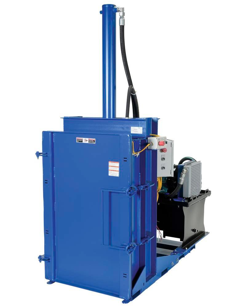 Crusher/Compactor 230V High Cycle Pkg