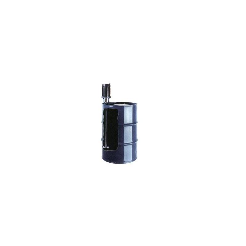 Drum Mixer - Bung Connector - Low Viscosity Chemicals - Totally Enclosed Fan Cooled - 1/3 HP