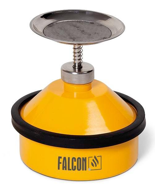 Falcon Plunger Can - Steel - 1 Liter
