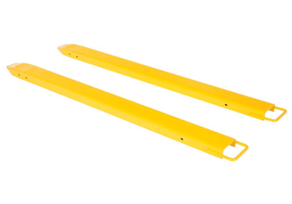 Fork Extension Standard Pair 72L X 6W In