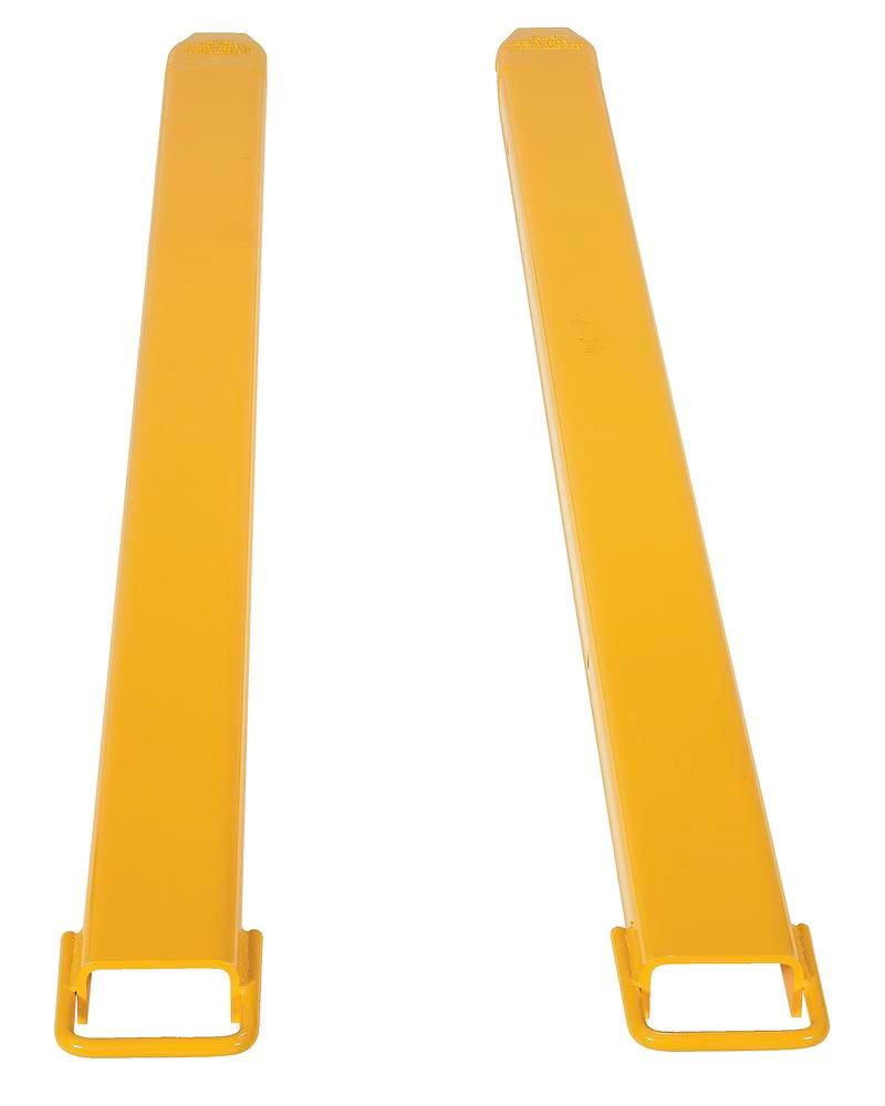 Fork Extension Standard Pair 90L X 4W In