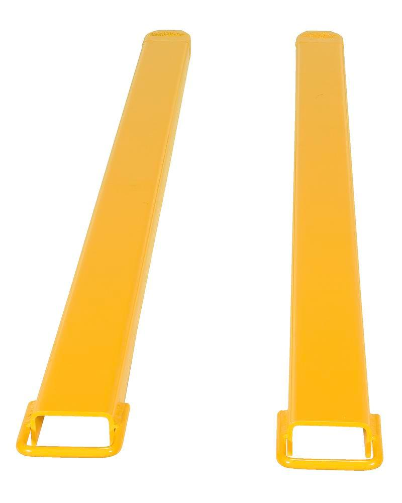 Fork Extension Standard Pair 96L X 4W In - 4