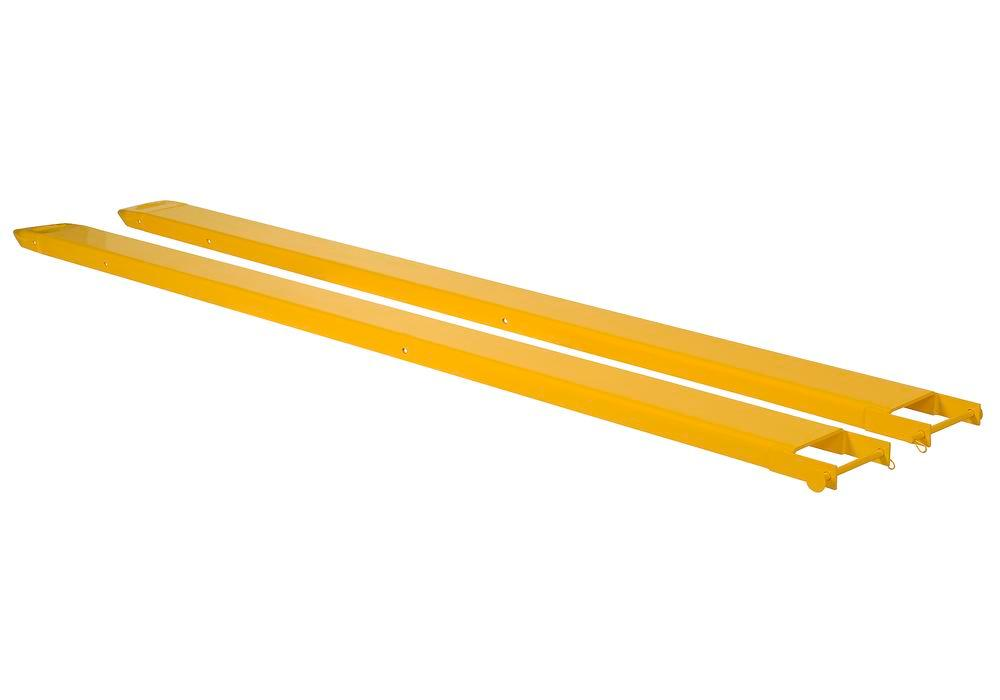 Fork Extensions Pin Style 112L X 6W In