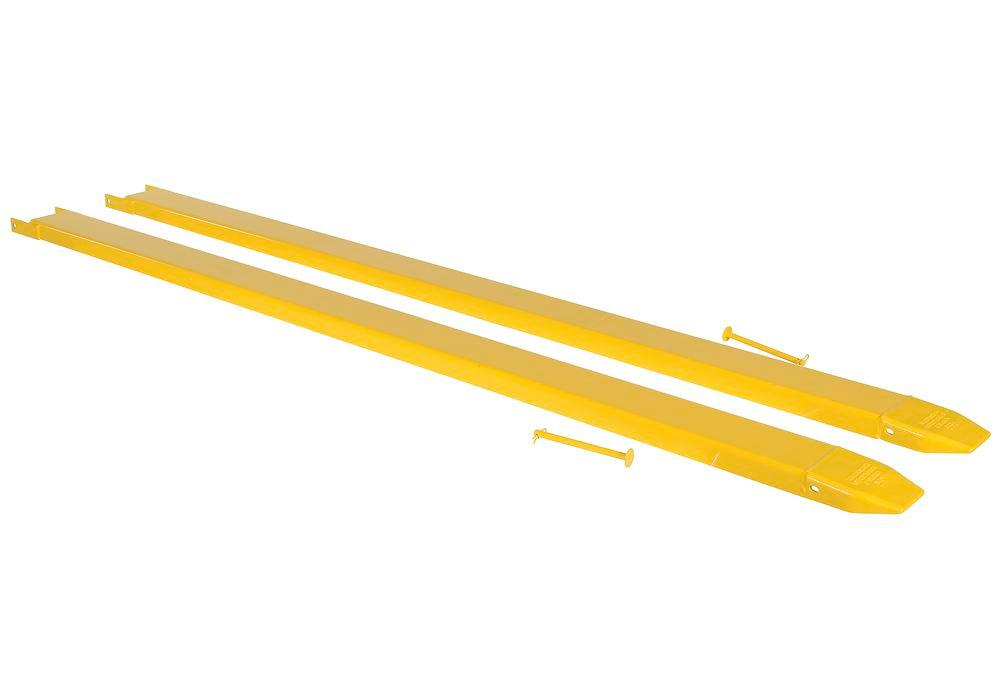 Fork Extensions Pin Style 120L X 6W In - 1