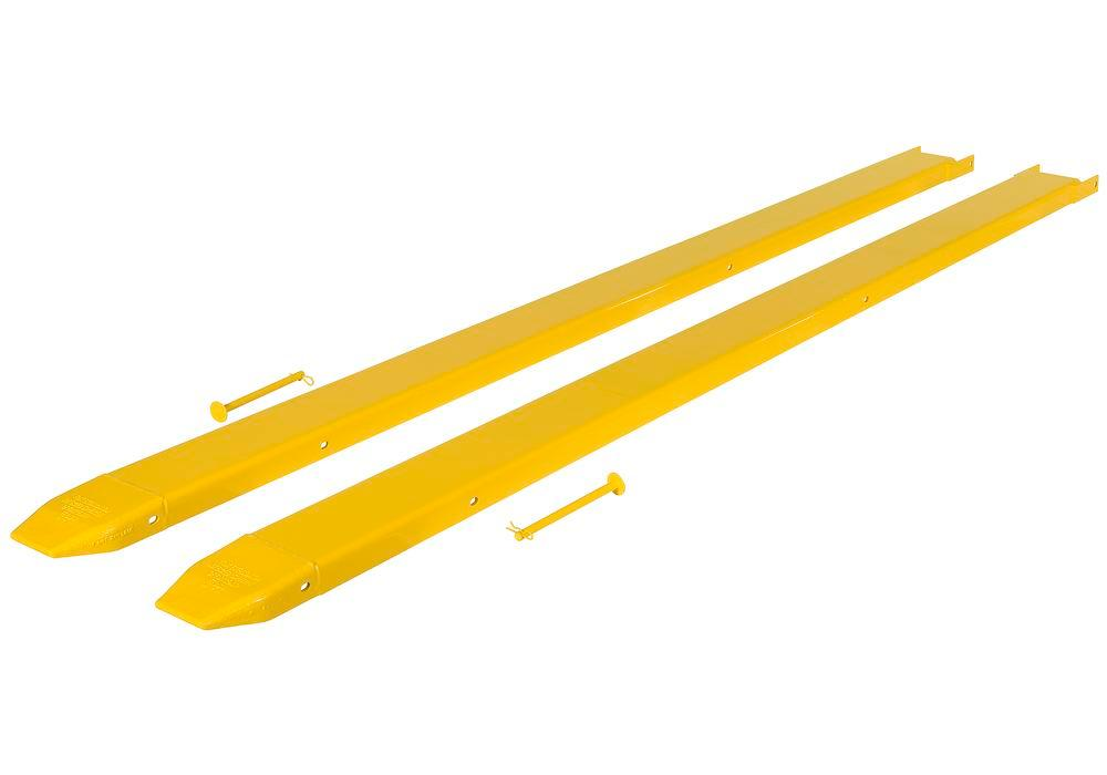 Fork Extensions Pin Style 120L X 6W In