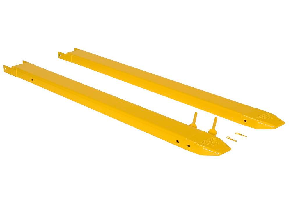 Fork Extensions Pin Style 72L X 5W In - 1