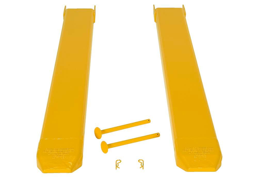 Fork Extensions Pin Style 72L X 5W In - 3