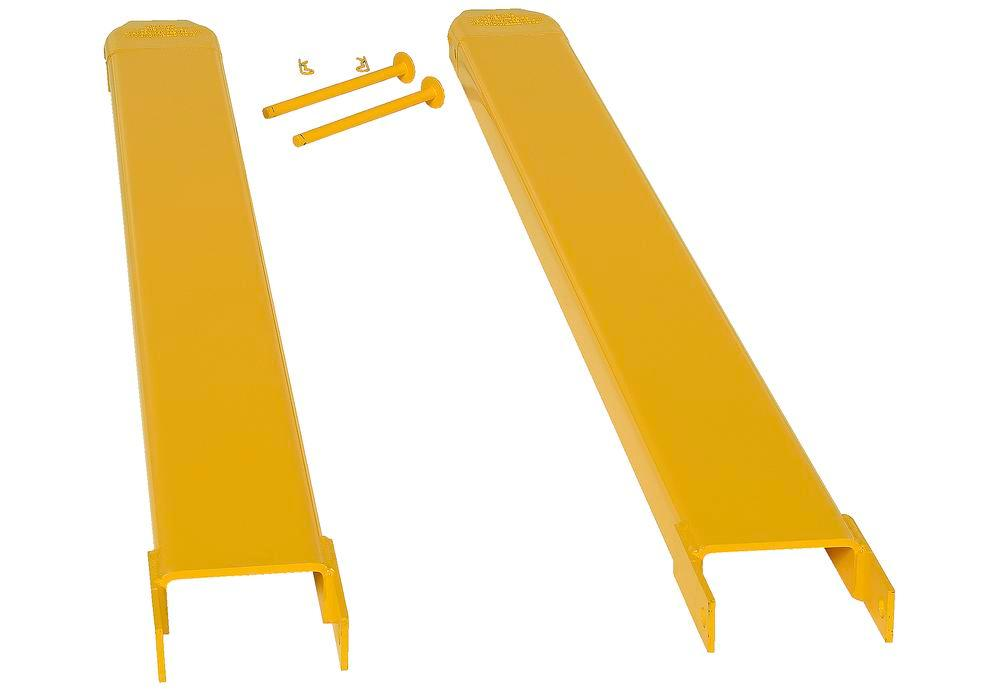 Fork Extensions Pin Style 72L X 5W In - 4