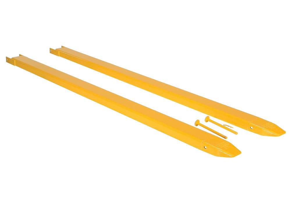 Fork Extensions Pin Style 96L X 4W In