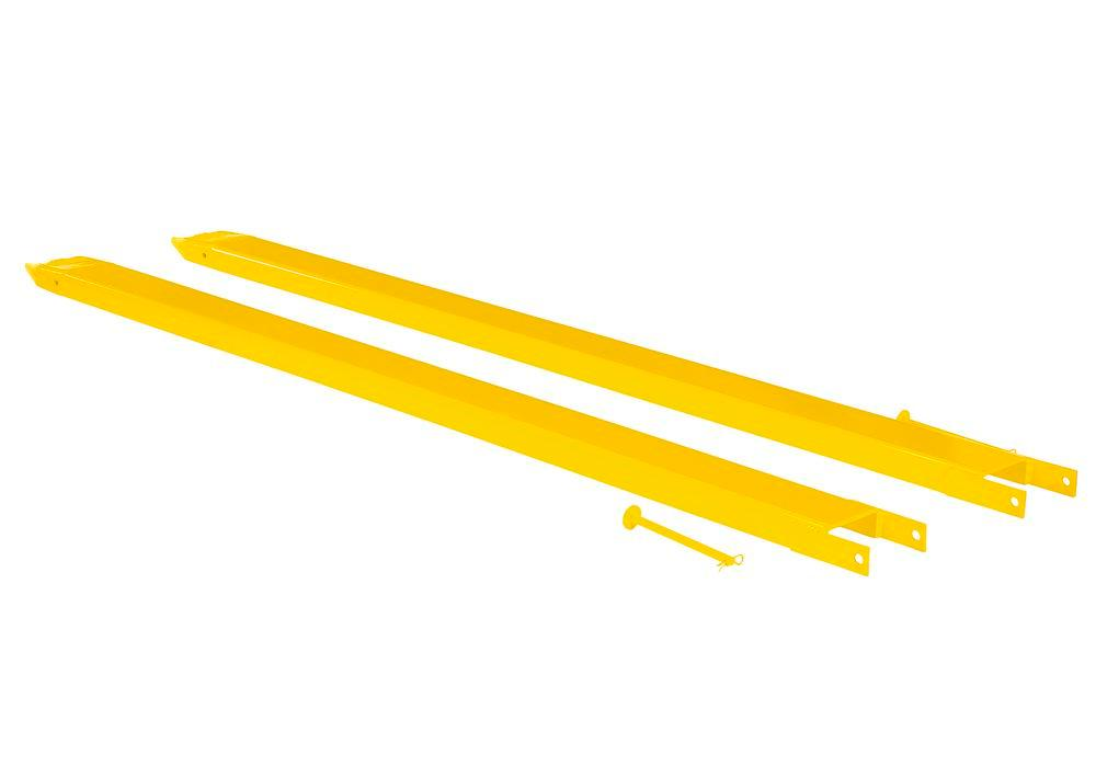 Fork Extensions Pin Style 96L X 5W In - 1