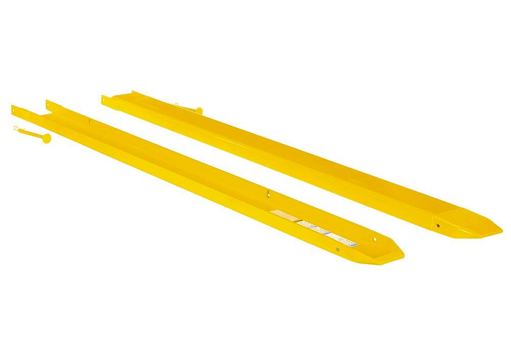 Fork Extensions Pin Style 96L X 6W In - 1