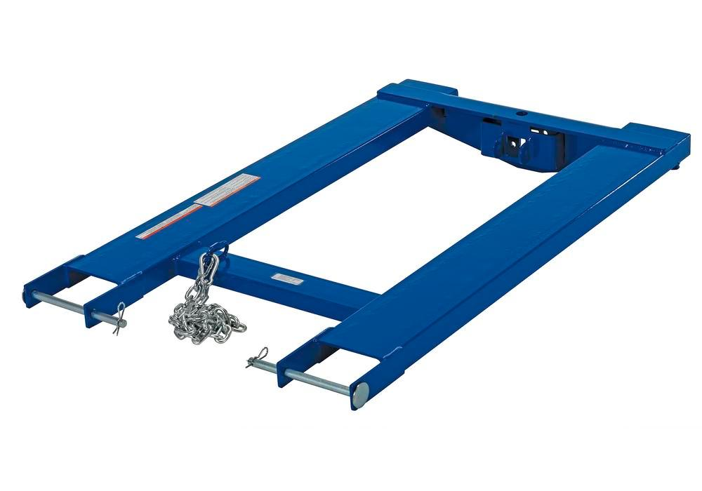 Fork Truck Tow Ball&Pintle Attach 44 In